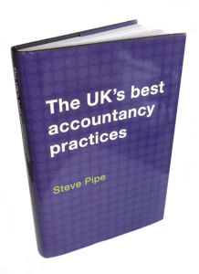 UK's Best Accountancy 20011 book