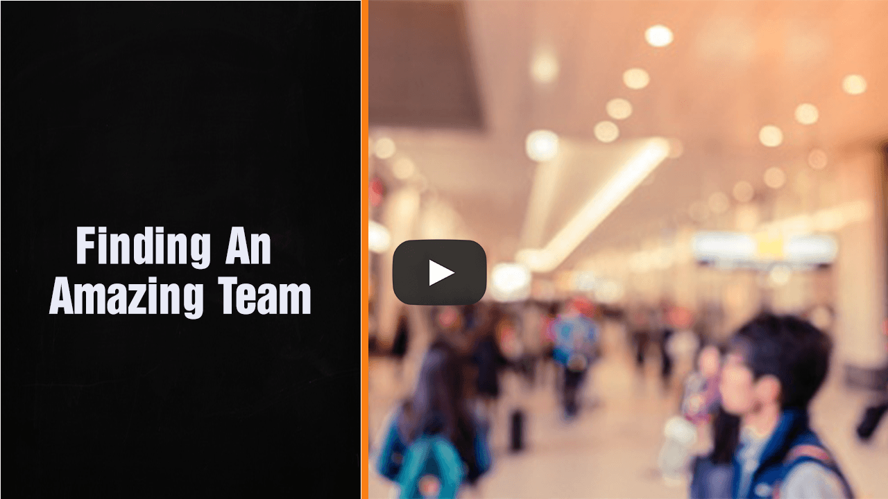 Finding An Amazing Team – Award Winning Bristish Accountant
