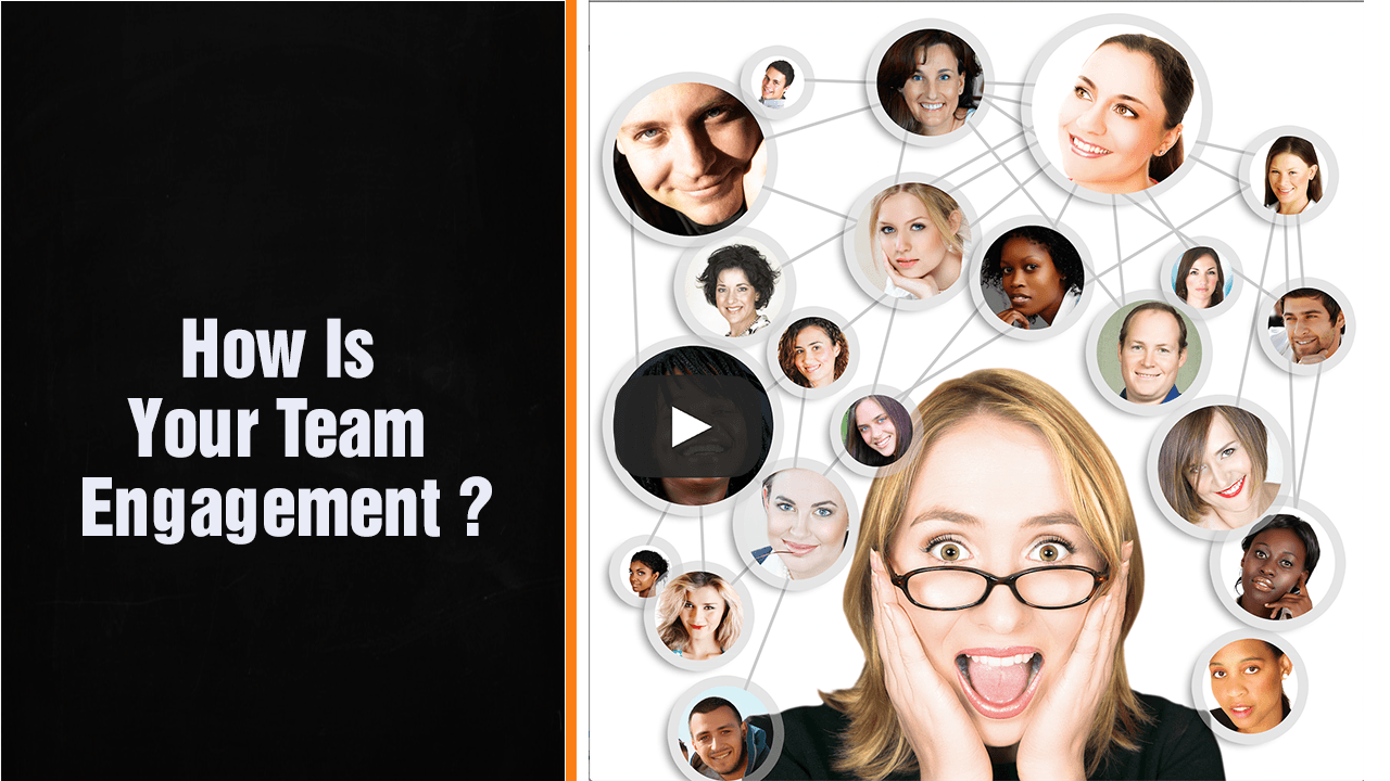 How is Your Team Engagement ? – Award Winning Accountant In London