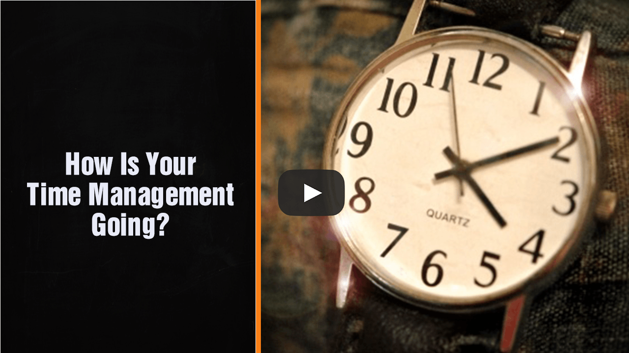 How Is Your Time Management Going ? – Award Winning Accountant in London