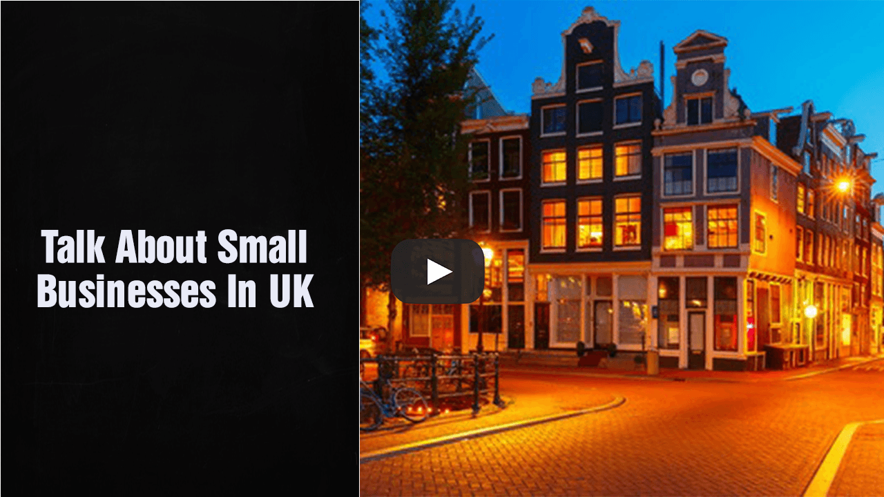 Talk About Small Businesses In UK – Multi – Award Winning Accountant
