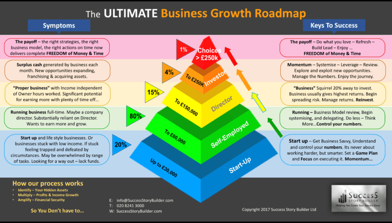 The Business growth Roadmap ssb